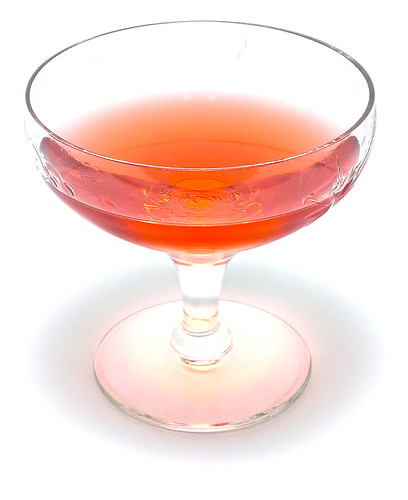 Cardinal Cocktail