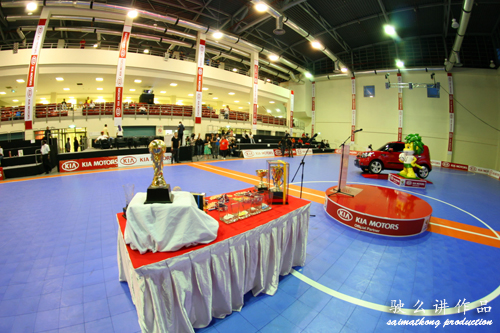 KIA Futsal with SOUL 2010