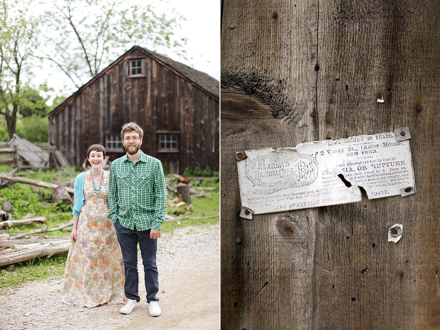 Nicole and John
