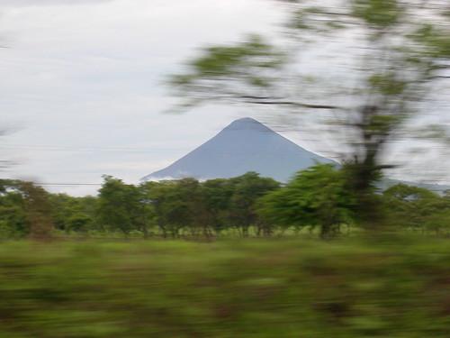 June 8 2010 Volcano--Momotombo