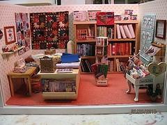 Quilt Shop by Nancy in Ohio