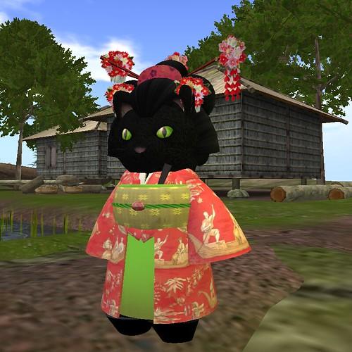 Kimono from Hippo