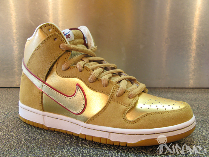 Nike SB June 2010 Quickstrike Shoes