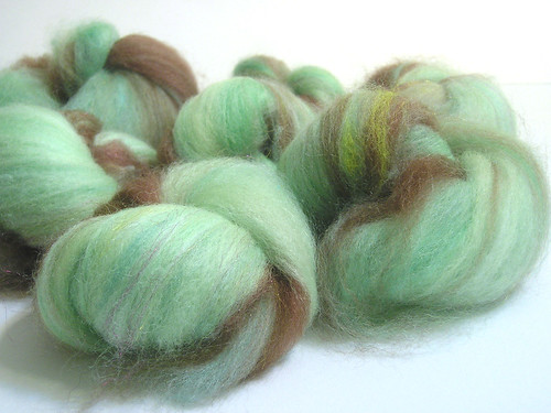 Sample Batts - Kindly Robin Goodfellow