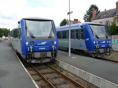Les jumeaux de la ligne Blanc-Argent (Franky De Witte - Ferroequinologist) Tags: de eisenbahn railways chemin fer ligne sncf spoorwegen blancargent