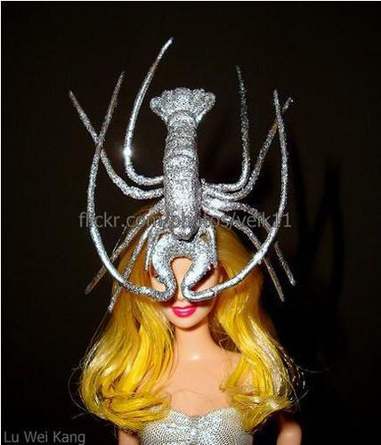 Philip Treacy Lady Gaga Hats. Lady Gaga - Philip Treacy
