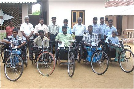 Conveyance Allowance For the differently abled persons