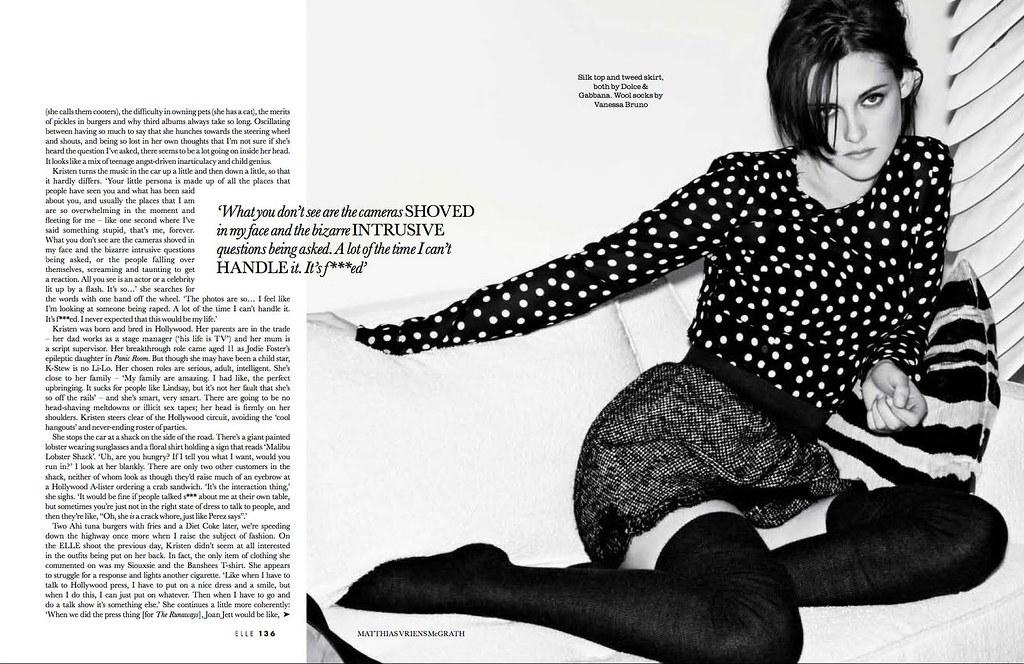 Kristen Stewart by Matthias Vriens-McGrath 05