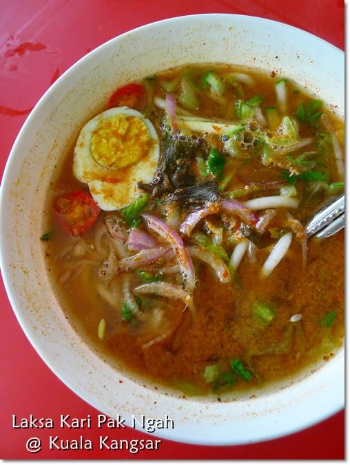 Kuala Kangsar Famous Laksa