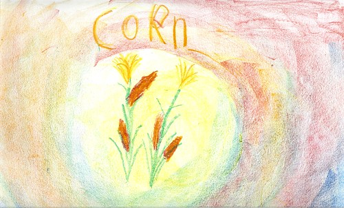 Gardening and Grains Lesson Book, Third Grade: Corn
