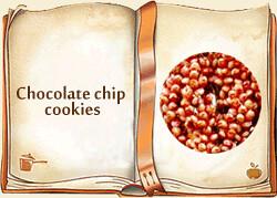 Gluten free Chocolate-chip-cookies