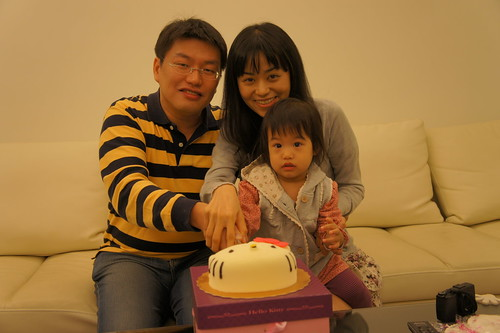 2010/10/30 Genki 2Y 生日pa