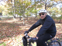 Urban AdvenTours - Emerald Necklace and Fall Foliage tour - 10.30.10 10AM