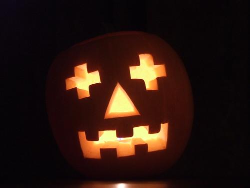Cross Eyes Pumpkin