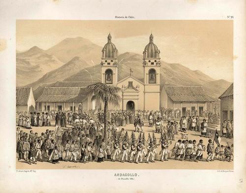 023-Andacollo 26 diciembre de 1836Andacollo es una comuna de Chile ubicada en la provincia de Elqui, en la IV Región de Coquimbo