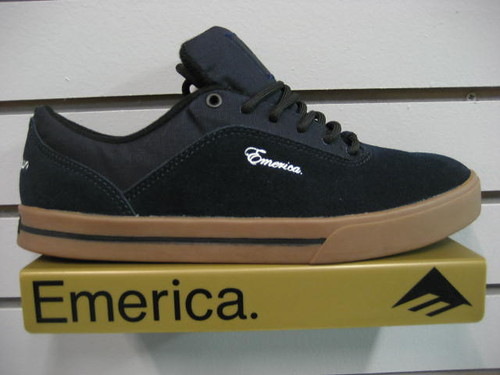 Emerica G Code Black Gum