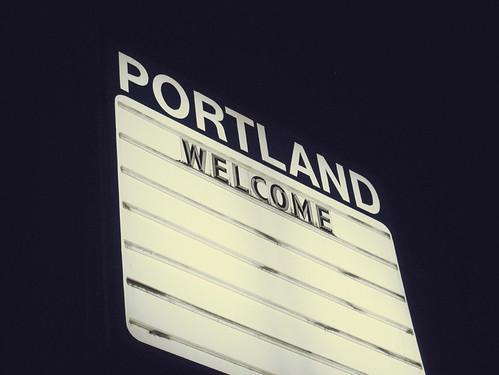 portland welcome