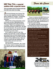Working Horse Magazine Page 3