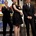Seth Meyers, Tina Fey and Fred Armisen