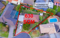 3 Llewellyn Court, Hoppers Crossing VIC