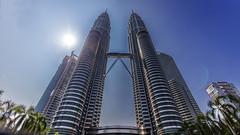 Petronas Towers (Juergen Huettel Photography) Tags: jhuettel petronas towers kuala lumpur