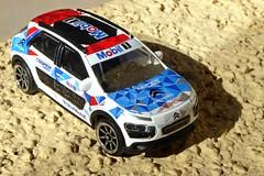 Majorette Rally Mobil for Chile (RiveraNotario) Tags: diecast majorette citroen