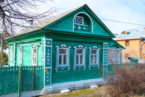 Wooden house, Dmitrov ©  Andrey