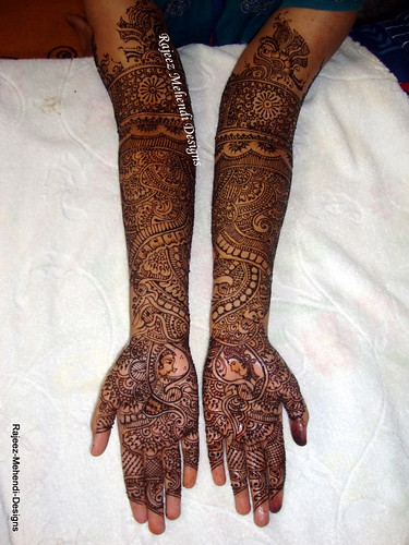 Flickriver Photoset Dulha Dulhan Bridal Henna Collections By