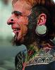 Black Tattoo Art:Tattoo by Marc (Needles and Sins (formerly Needled)) Tags: tribal artbrut avantgarde dotwork blacktattooart