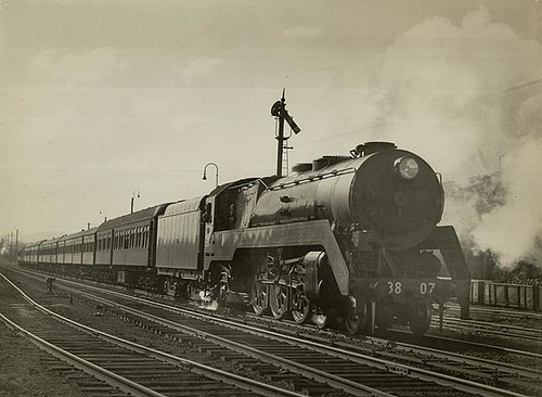 The 'Riverina Express', 1946