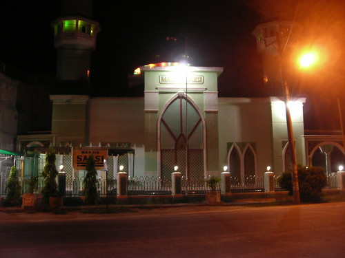 Mesjid Saksi Tanjungbalai Asahan
