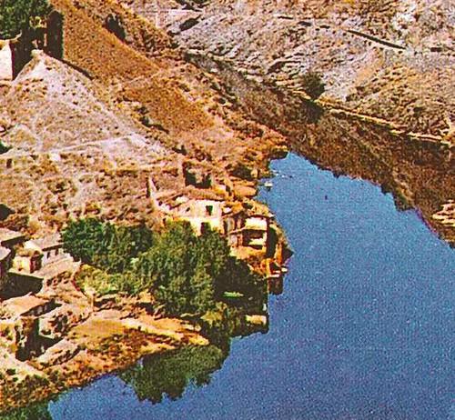 Casa del Diamantista derruida mediado el siglo XX