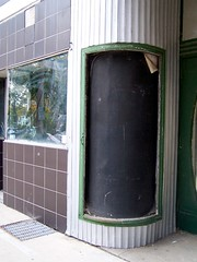 Times Theatre: Rockford, Illinois (Onasill ~ Bill Badzo) Tags: house cinema abandoned architecture movie illinois mainstreet closed theater theatre interior vacant artdeco times destroyed ticketbooth rookwood artmoderne marque