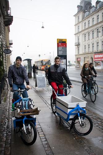 Modern Svajere in Copenhagen