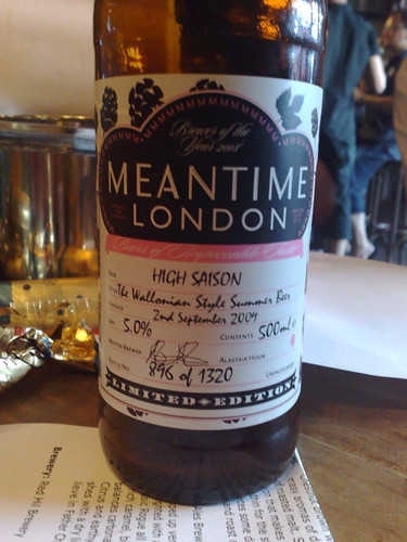 Meantime High Saison