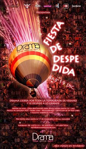 Fiesta de Despedida - Drama
