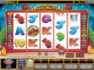 Fighting Fish slot game online review