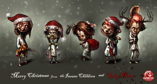 Lobotomy Christmas