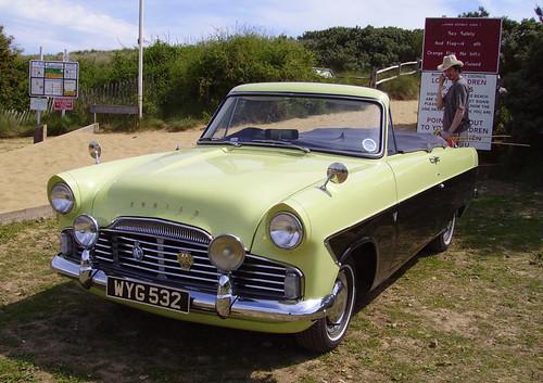 1959 Ford Zodiac Mk2