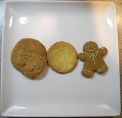 Trio of Cookies