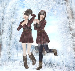 | Winter Special | (Lemon Tissue) Tags: fashion blog avatar sl secondlife aoharu alianatomsen eliesfurse