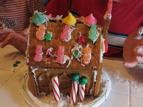 Gingerbread House #2