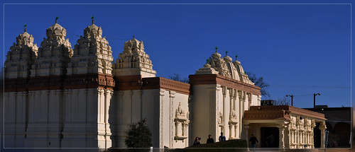DFW Hindu Temple Panorama