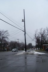 Fedelcode Model 2 siren West Seneca, New York (carexpertandy) Tags: county new york 2 ny west sign fire buffalo model air civil and erie raid signal federal defense siren seneca