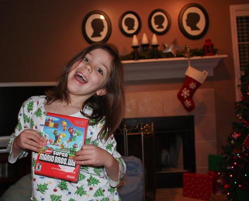 Santa delivered!
