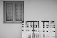 (n00bi) Tags: blackandwhite bw india white black window grey blackwhite bed nikon lounge fold 1855mm hyderabad bandw blacknwhite tones bnw hyd d40 blackwhitephotos december292k9