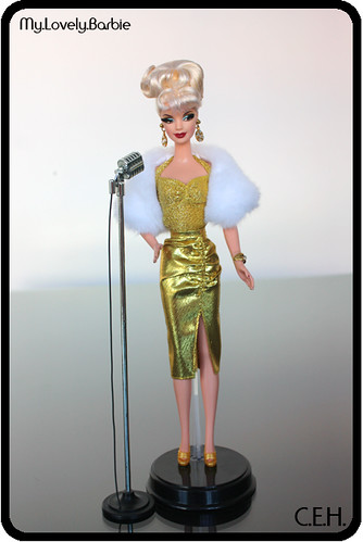 Pin Up Lady Luck. 2006 Lady Luck™ Barbie® Doll