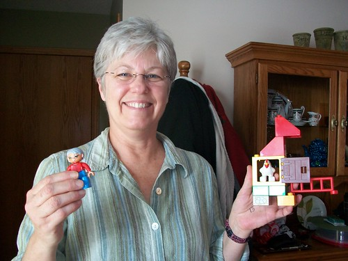 Renee and Lego Renee