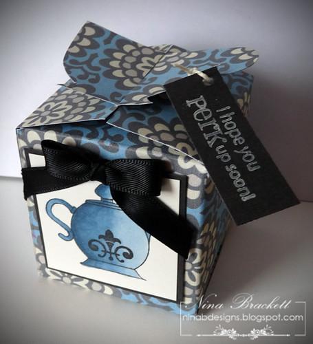 Teacup box