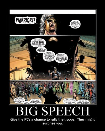 big speech